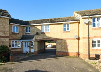 Thumbnail 1 bed terraced house for sale in Malt Close, Newmarket
