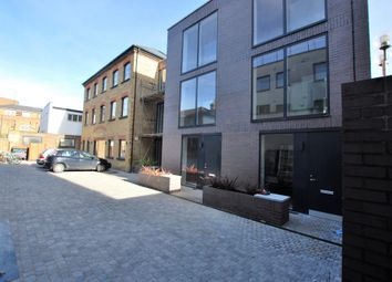 Thumbnail 4 bed mews house to rent in Brooksby's Walk, London