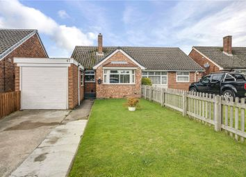 Thumbnail 3 bed bungalow for sale in Hardwick Avenue, Skegby, Mansfield, Nottinghamshire