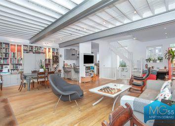 Marlborough Yard, Archway, London N19. 3 bed terraced house for sale