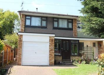 Thumbnail 4 bed semi-detached house for sale in Welbeck Drive, Langdon Hills, Basildon