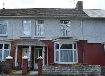 4 bed terraced house for sale in Oakwood Road, Brynmill, Swansea SA2