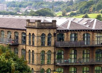 Thumbnail 2 bedroom flat for sale in Titanic Mill, Linthwaite, Huddersfield