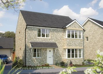 "Thumbnail 4 bed detached house for sale in ""The Canterbury"" at Hallatrow Road, Paulton, Bristol"