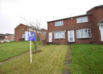 Thumbnail 2 bedroom end terrace house for sale in Howbeck Road, Arnold, Nottingham