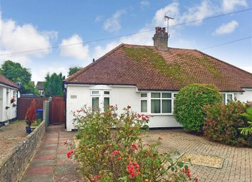 Thumbnail 2 bed semi-detached bungalow for sale in Sunningdale Road, Worthing, West Sussex