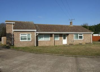 Thumbnail 5 bed bungalow for sale in Beck Row, Suffolk