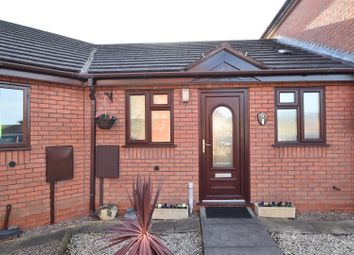 Thumbnail 1 bed terraced bungalow for sale in Bicton Avenue, Worcester