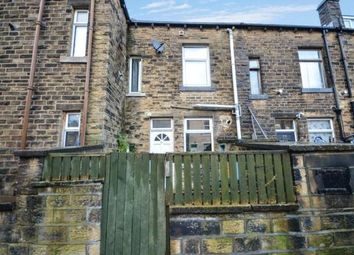 Thumbnail 3 bed terraced house for sale in Nashville Terrace, Keighley, West Yorkshire