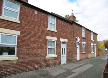 Thumbnail 2 bed terraced house to rent in Gladstone Road, Spondon, Derby