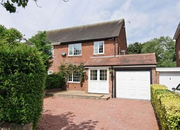 Thumbnail 3 bed semi-detached house for sale in Weston Road, Nr Wheel Lane, Lichfield