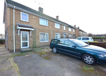 Thumbnail 3 bed end terrace house for sale in Mildenhall Crescent, Arnold, Nottingham