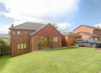 Thumbnail 4 bed detached house for sale in Kirkhill Avenue, Haslingden, Rossendale