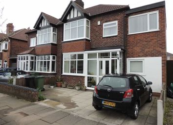 Thumbnail 4 bed semi-detached house for sale in Knypersley Avenue, Offerton, Stockport