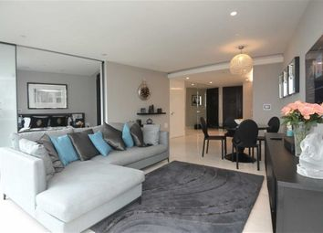 Thumbnail 1 bedroom flat for sale in The Tower, One St George Wharf, Vauxhall, London