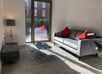 1 bed flat to rent in 120C The Crescent, Salford M5
