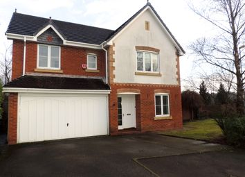 Thumbnail 5 bed detached house to rent in Fair-Green Road, Baldwins Gate, Newcastle-Under-Lyme