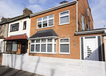 Thumbnail 4 bedroom end terrace house for sale in New City Road, Plaistow