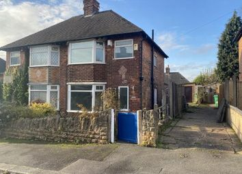 Thumbnail 2 bed semi-detached house for sale in Hadbury Road, Basford, Nottingham, Nottinghamshire