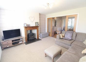 Thumbnail 4 bed semi-detached house for sale in Cotton End Road, Wilstead, Bedford