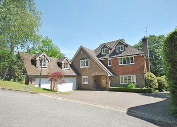 Thumbnail 6 bed detached house to rent in Foggy Bottom, Farnham Lane, Haslemere