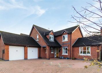 Thumbnail 4 bed detached house for sale in Ennerdale Drive, Congleton