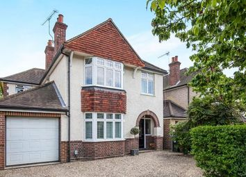 Thumbnail 5 bed detached house for sale in Avenue, Byfleet, Surrey