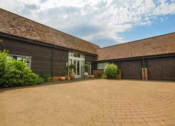 Thumbnail 4 bed link-detached house for sale in Norcott Hill, Northchurch, Berkhamsted