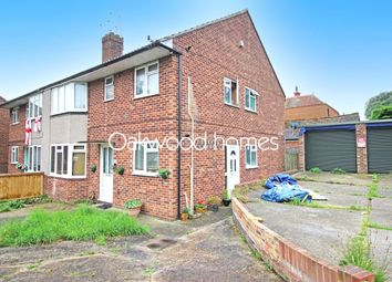 Thumbnail 2 bed flat for sale in Canterbury Road, Westgate-On-Sea