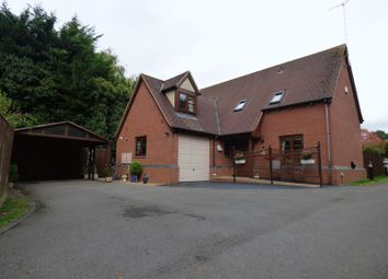 Thumbnail 3 bed detached house for sale in Watts Close, Hucclecote, Gloucester