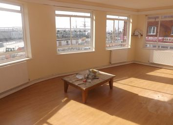 Thumbnail 3 bed flat to rent in The Hard, Portsmouth