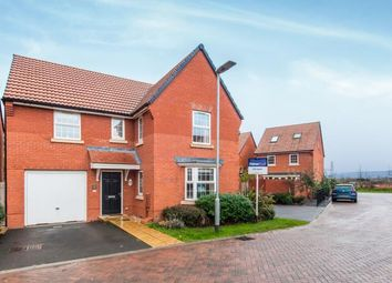 Thumbnail 4 bed detached house for sale in Monkton Heathfield, Taunton, Somerset