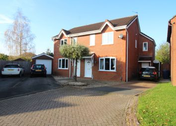 3 bed semi-detached house for sale in Ilway, Walton-Le-Dale, Preston, Lancashire PR5