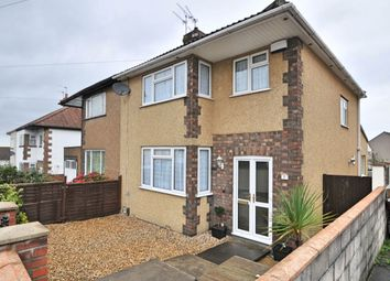 Thumbnail 3 bedroom semi-detached house for sale in Westmead Road, St. George, Bristol