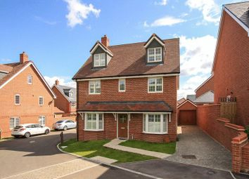Thumbnail 5 bed detached house for sale in Ballards Row, College Road South, Aston Clinton, Aylesbury