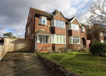 Thumbnail 5 bed semi-detached house for sale in Kedleston Road, Allestree, Derby