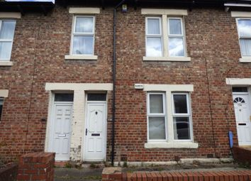 Thumbnail 3 bedroom flat for sale in Hotspur Street, Heaton, Newcastle Upon Tyne