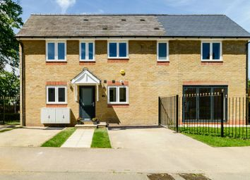 Thumbnail 2 bed terraced house for sale in High Street, Harefield, Middlesex