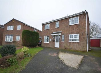 Thumbnail 4 bed detached house for sale in Ferrers Avenue, Tutbury, Burton Upon Trent, Staffordshire