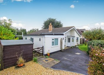 Thumbnail 3 bed detached bungalow for sale in New Road, Ringwood