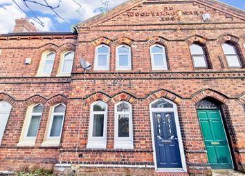 2 bed terraced house for sale in Woodville Terrace, Meir, Stoke-On-Trent ST3