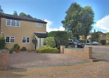 Thumbnail 3 bedroom detached house for sale in Blenheim Way, Bragbury End, Stevenage, Herts