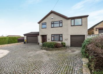 Thumbnail 4 bed detached house for sale in Greenwood Lane, Woodhouse, Sheffield