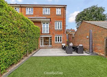 Thumbnail 4 bed end terrace house for sale in De Tany Court, St. Albans, Hertfordshire