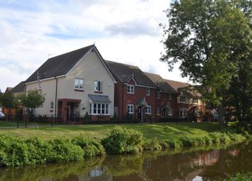 Thumbnail 4 bed detached house for sale in Riverbank Walk, Leicester, Leicestershire