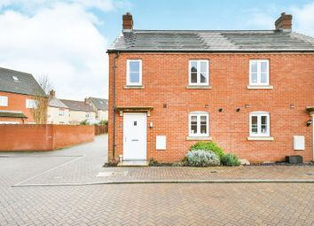 Thumbnail Semi-detached house for sale in Coppers Road, Devizes