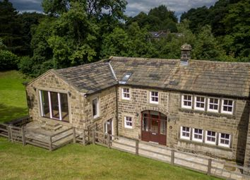 Thumbnail 4 bed semi-detached house for sale in Bull Hill, Oxenhope, Keighley