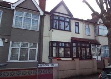 Thumbnail 3 bed terraced house for sale in Rectory Road, London