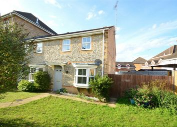 Thumbnail 3 bed end terrace house for sale in Ivy Walk, Hatfield Garden Village, Hertfordshire