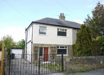 Thumbnail 3 bed semi-detached house to rent in Grasmere Road, Bradford
